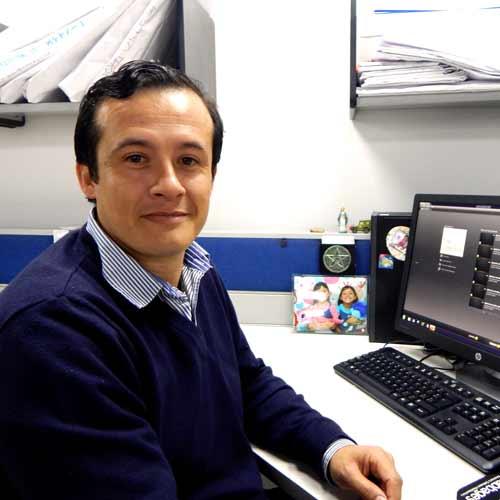 JAIME TIBAQUIRA CONTRERAS