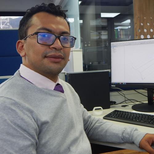 DANIEL CAMILO PULIDO ROMERO